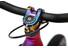 NS Bikes Movement 1 etujousitettu maastopyörä , vaaleanpunainen/violetti
